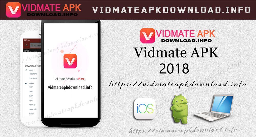 Vidmate APK 2018