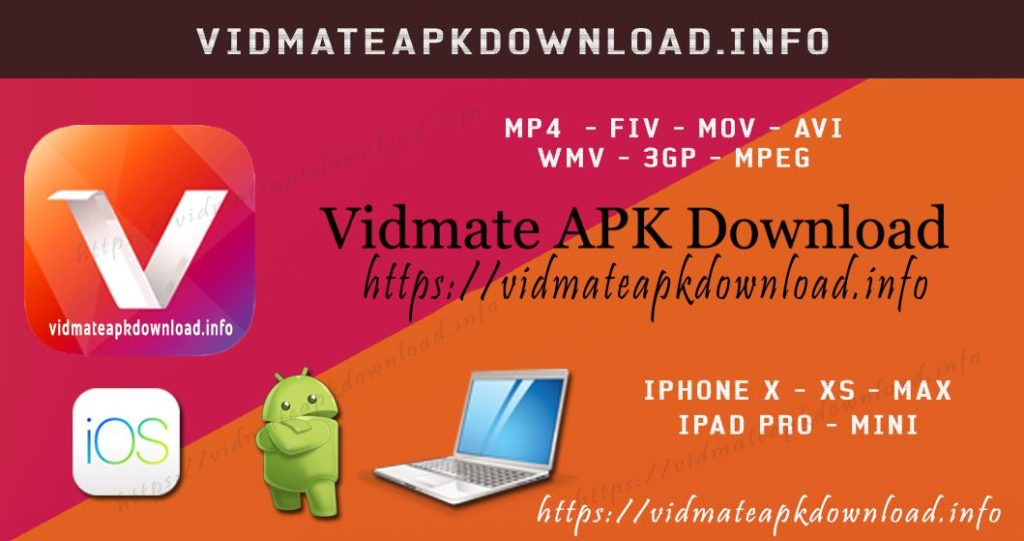 vidmate apk free download iphone